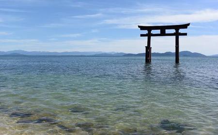 Lake Biwa Norhshore Cycling, Home Visit & Lunch Cooking