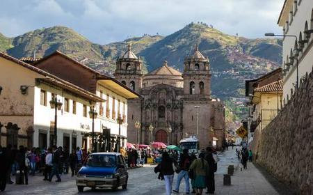 Cusco: Private Welcome Tour w/ a Local