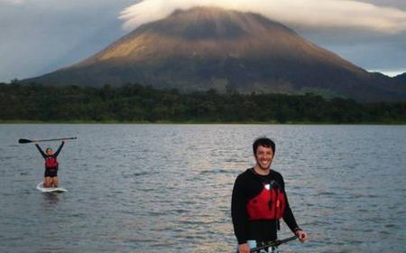 Lake Arenal Stand Up Paddleboarding (SUP) Lesson & Tour