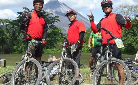 Lake Arenal: Half-Day La Fortuna Mountain Bike Ride