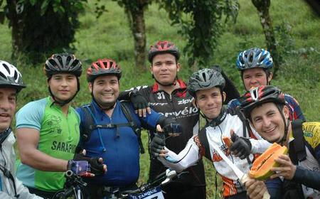 Lake Arenal and Volcano Mountain Biking (Moderate)