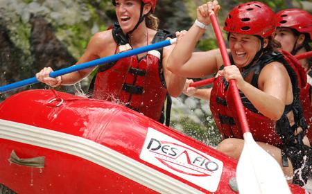 Rafting Class 3-4