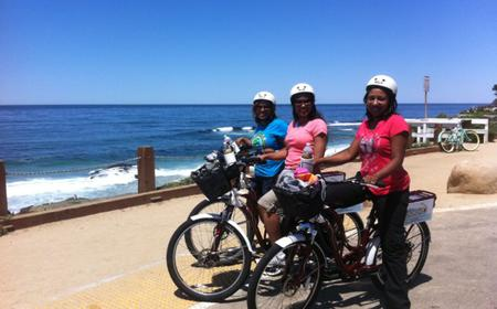 SoCal Riviera: Guided E-Bike Tour of La Jolla in San Diego