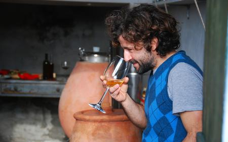 From Riomaggiore: Meet a Cinque Terre Winegrower