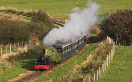 Ravenglass and Eskdale Railway: Ride All Day Ticket