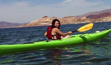 Lake Mead Kayak Rentals Full & Half Day