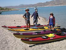 Kayaking Adventure on Lake Mead from Las Vegas