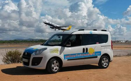 Faro Airport Private Transfer to and from Albufeira