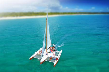 Sailing Cruise Experience from Punta Cana