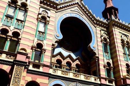 Prague Jewish Quarter 4 hours Private Walking Tour in Prague