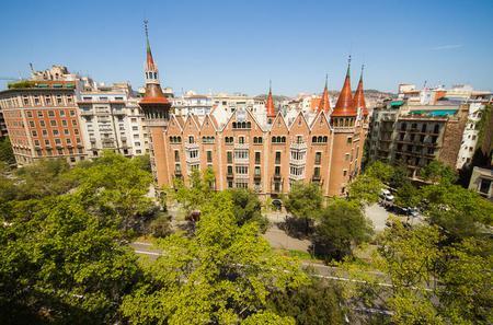 Casa de les Punxes: Audio Tour in Barcelona