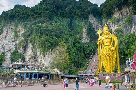 Half-Day Batu Caves Cultural Exploration and Kuala Lumpur Local Life