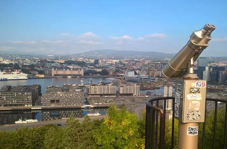 Private Oslo Tour: City Views, Nature and Oscarsborg Fortress