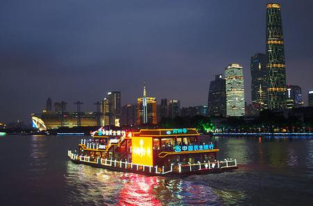 Private Day Tour of Historical Guangzhou Including Evening Dinner Cruise on Pearl River