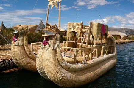Lake Titicaca and Uros Floating Islands Day Trip from Puno