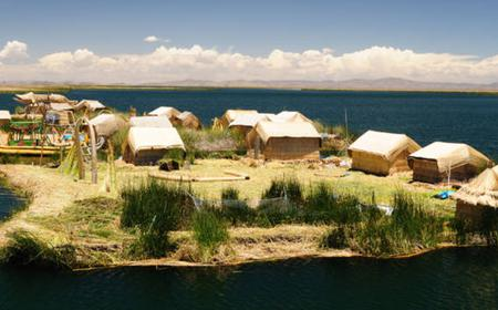 Puno: Full-Day Tour of Lake Titicaca and Uros & Taquile