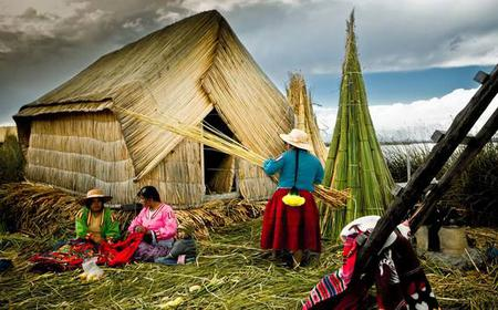 2 Day Tour: Highlights Titicaca Lake from Puno