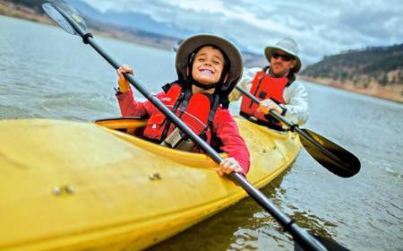 Lake Titicaca Half-Day Kayak Tour from Puno