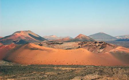 Full-Day Tour to the Volcanoes in Southern Lanzarote