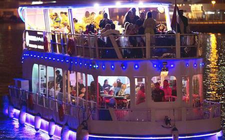 Yas Marina: 2-Hour Abu Dhabi Dinner Cruise