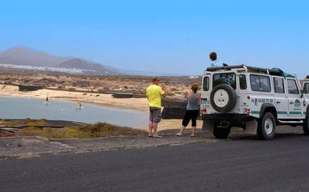 Lanzarote Full-Day Jeep Tour with Lunch