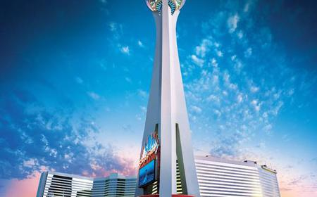 Las Vegas Stratosphere Tower and Adventure Rides