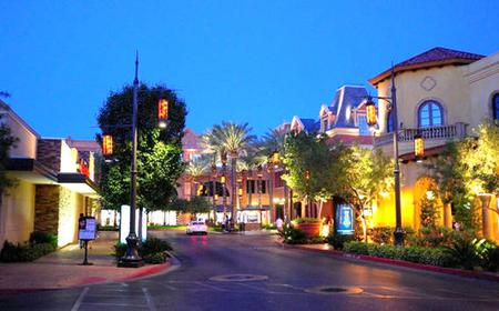 Las Vegas Town Square Shop and Play Package