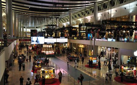 Las Vegas: Shop and Dine Package at Fashion Show Mall