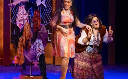 Menopause the Musical at Luxor Hotel