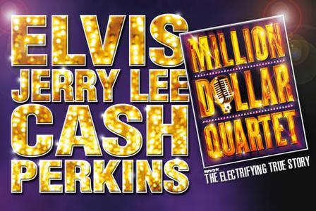Las Vegas Tickets 90-Minute Million Dollar Quartet Show