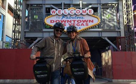 Las Vegas: Fremont Street Experience Segway Tour