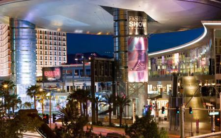 Las Vegas: Shop and Beauty Package at Fashion Show Mall