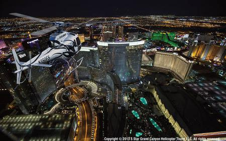 Las Vegas Strip VIP Helicopter Night Flight