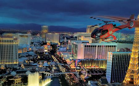 10-Minute Las Vegas Strip Helicopter Flight