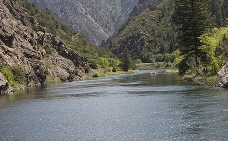 Colorado River Rafting in Black Canyon from Las Vegas