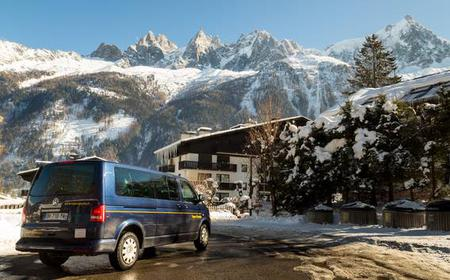 Shared Transfer Geneva Airport & Meribel Mottaret