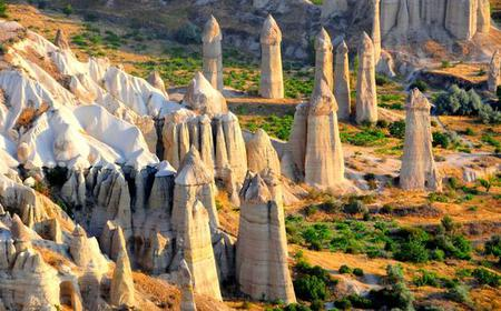 Cappadocia: Full-Day Red Tour