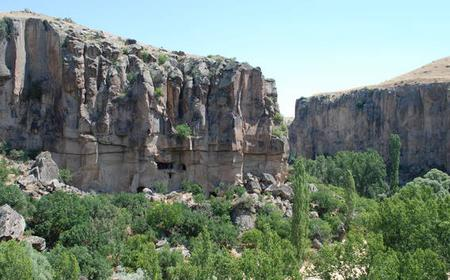 Cappadocia: Full-Day Green Tour