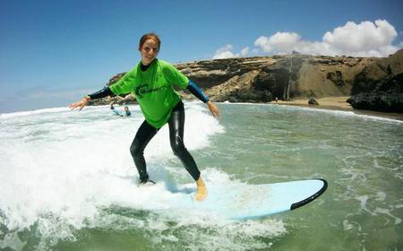 Fuerteventura: 3-Hour Surf Course
