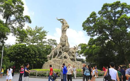 Guangzhou: Full-Day Private City Trip