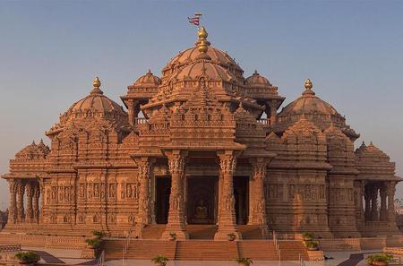 5-Hour Private Tour of Exploring Spiritual Akshardham Temple