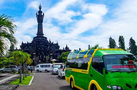 Full-Day Denpasar City Tour from Kuta