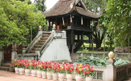 Luxury Full-Day Tour of Hanoi City