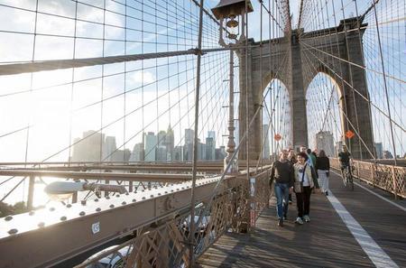 Brooklyn Bridge and DUMBO Walking Tour