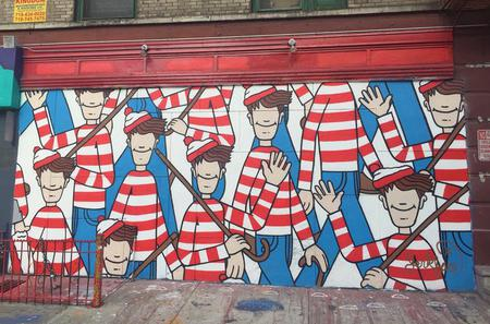 Lower East Side Street Art Tour