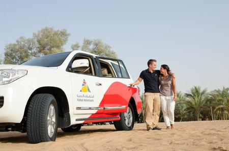 All-inclusive Private Car Dune Dinner Safari in the Dubai Desert Conservation Reserve