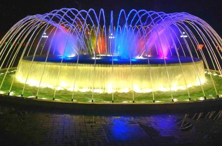Private Lima Magic Night City Tour