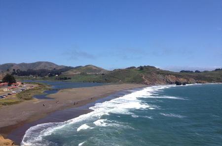 Coastal Marin Headlands Hike from San Francisco