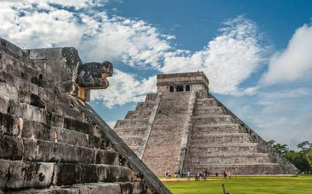 Chichen Itza Full-Day Guided Tour from Cancun