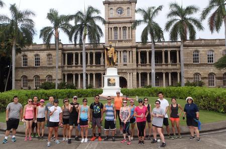 Historical Downtown Honolulu Running Tour